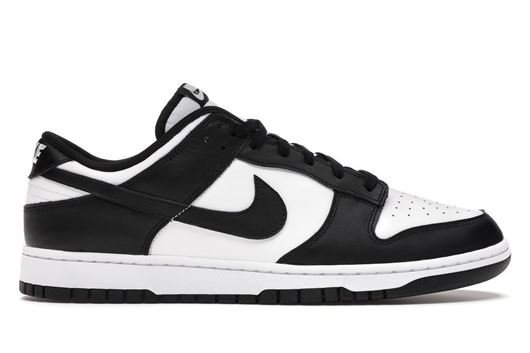 Picture of Nike Dunk Low Black/White