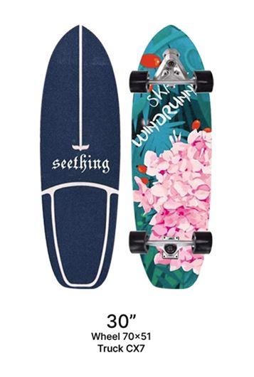 Picture of Seething Surf Skate Sakura