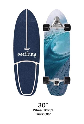 Picture of Seething Surf Skate Wave