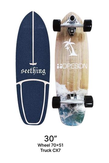 Picture of Seething Surf Skate Opeson