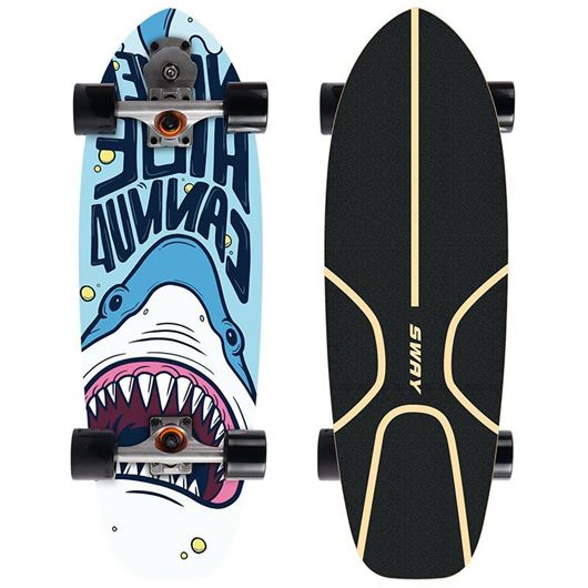 Picture of Sway Surf Skate S7 Shark