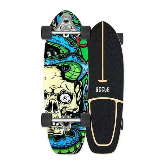 Picture of Geele Surf Skate CX7 Skull