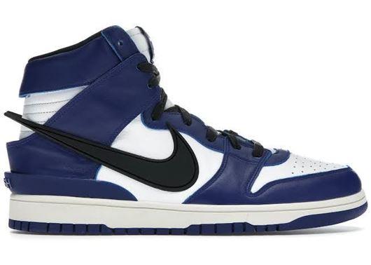Picture of Nike Dunk High AMBUSH Deep Royal