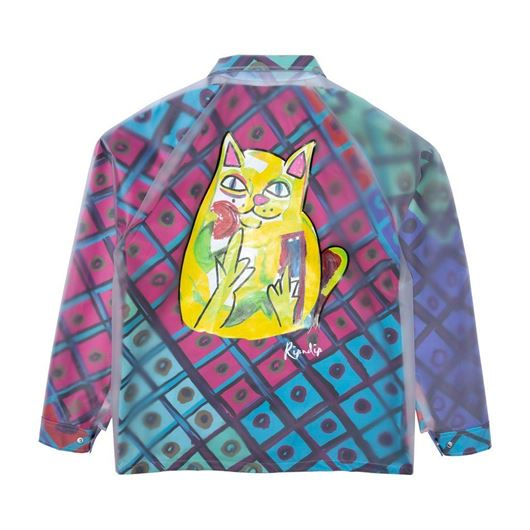 Picture of Nermcasso Coach Jacket Multi