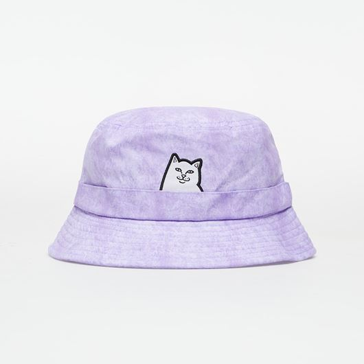 Picture of Lord Nermal Bucket Hat Lavender Mineral Wash