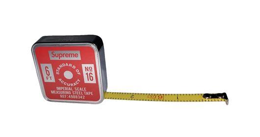 Picture of Supreme Penco Tape Measure Red