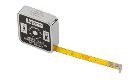 Picture of Supreme Penco Tape Measure Black
