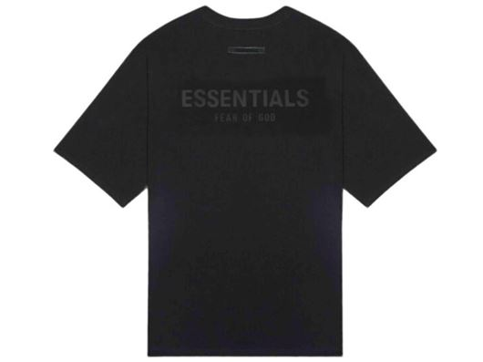 Picture of Fear of God Essentials T-shirt Black