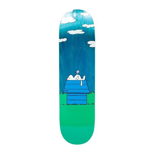Picture of Not Today Board Blue